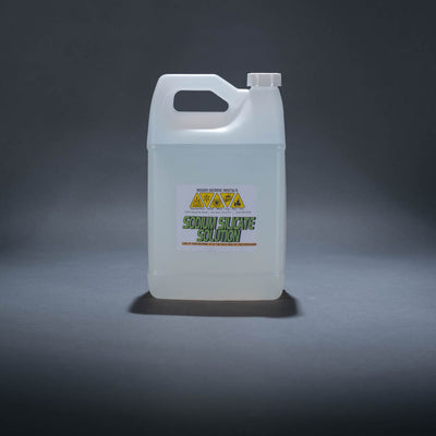 Sodium silicate - 1 gallon; passive fire retardant