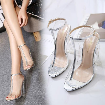 Gladiator Sandals Pumps High Heels