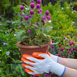 Rubber Gardening Gloves