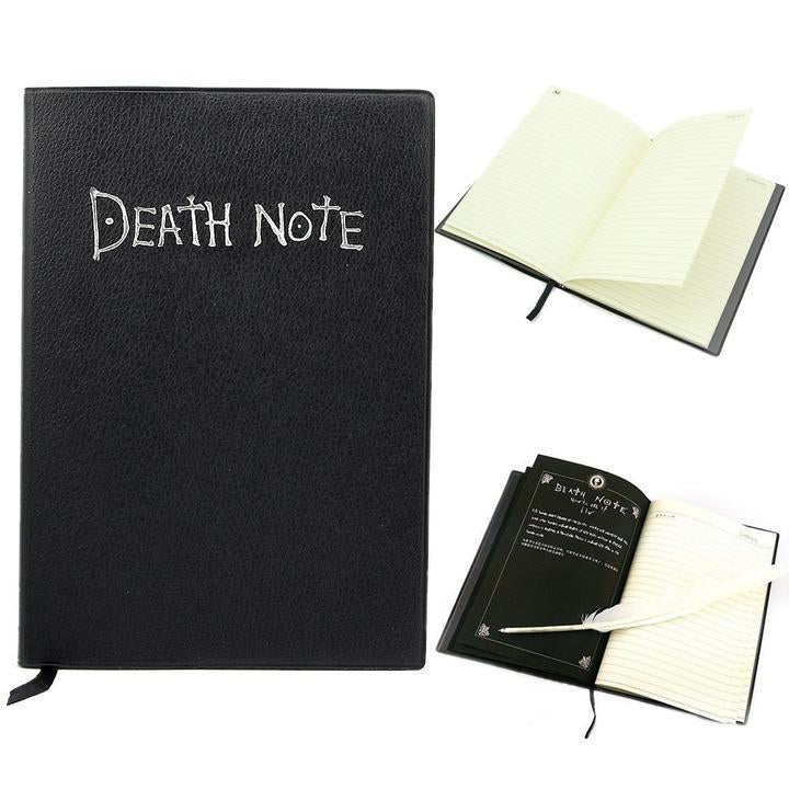 Fashion Anime Theme Death Note Cosplay Notebook New School Large Writing Journal