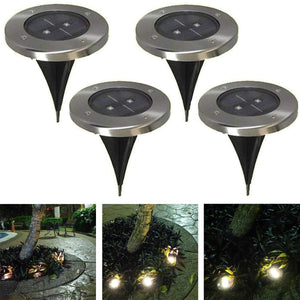 Aladdin Powered floor LED light(4 Pack)