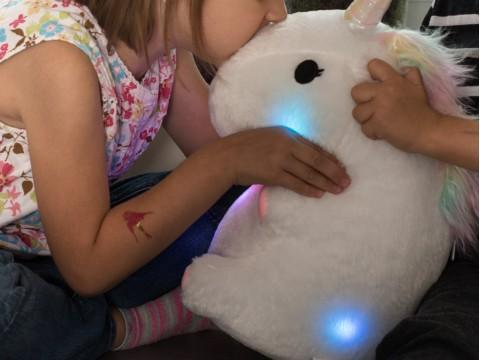 Magic Unicorn  Pillow