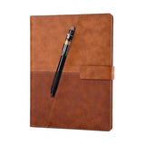 Elfinbook™ X - Smart Erasable Notebook with Leather cover