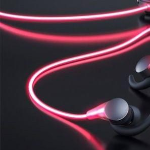 GLOWING HEADPHONES