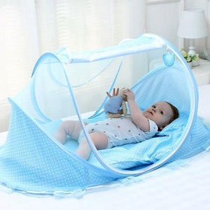 PORTABLE BABY ANTI-MOSQUITO CRIB