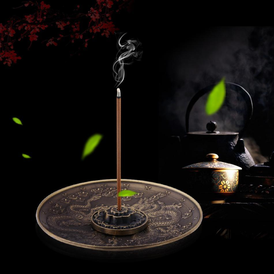 Zinc Alloy Incense Stick