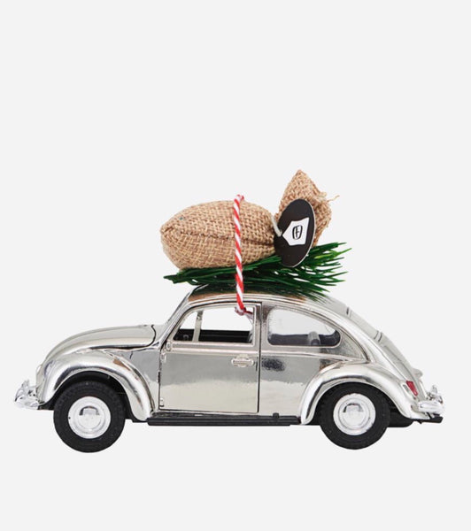 Decoratie xmas car