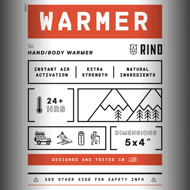 warmer  // 6 count