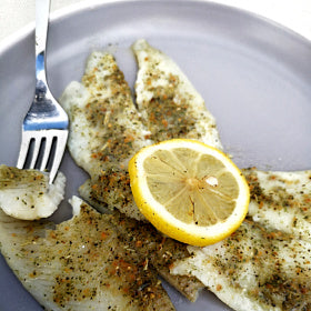 Recette de filet de sole