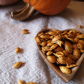 Grilled Pumpkin Seed Recipe