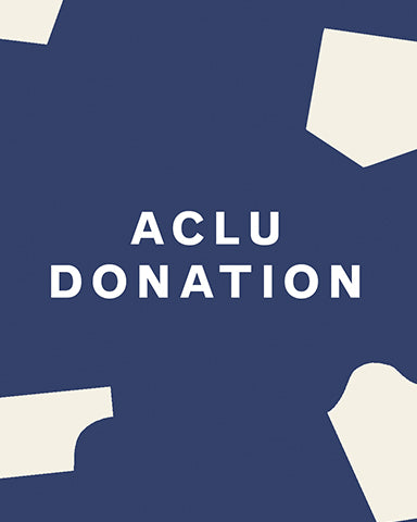 $10 One Time Donation to the ACLU