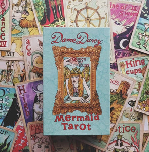 Mermaid Tarot - Dame Darcy