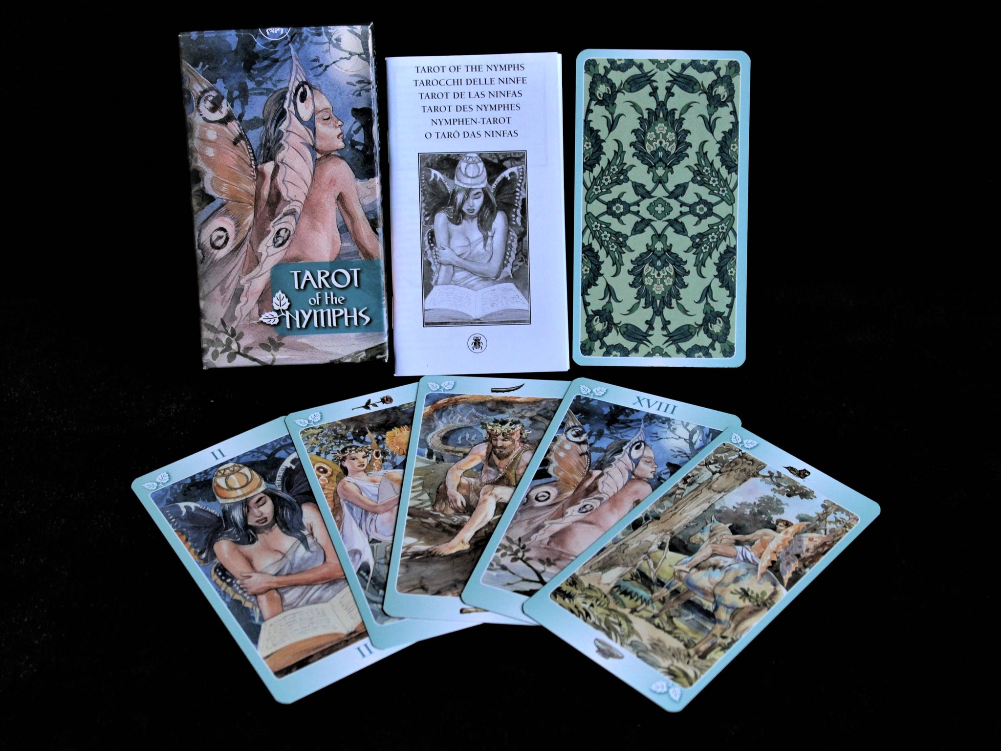 Le Tarot des Nymphes
