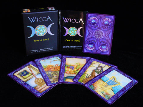 Wicca - cartes oracles