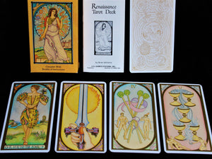 Renaissance Tarot - English Deck