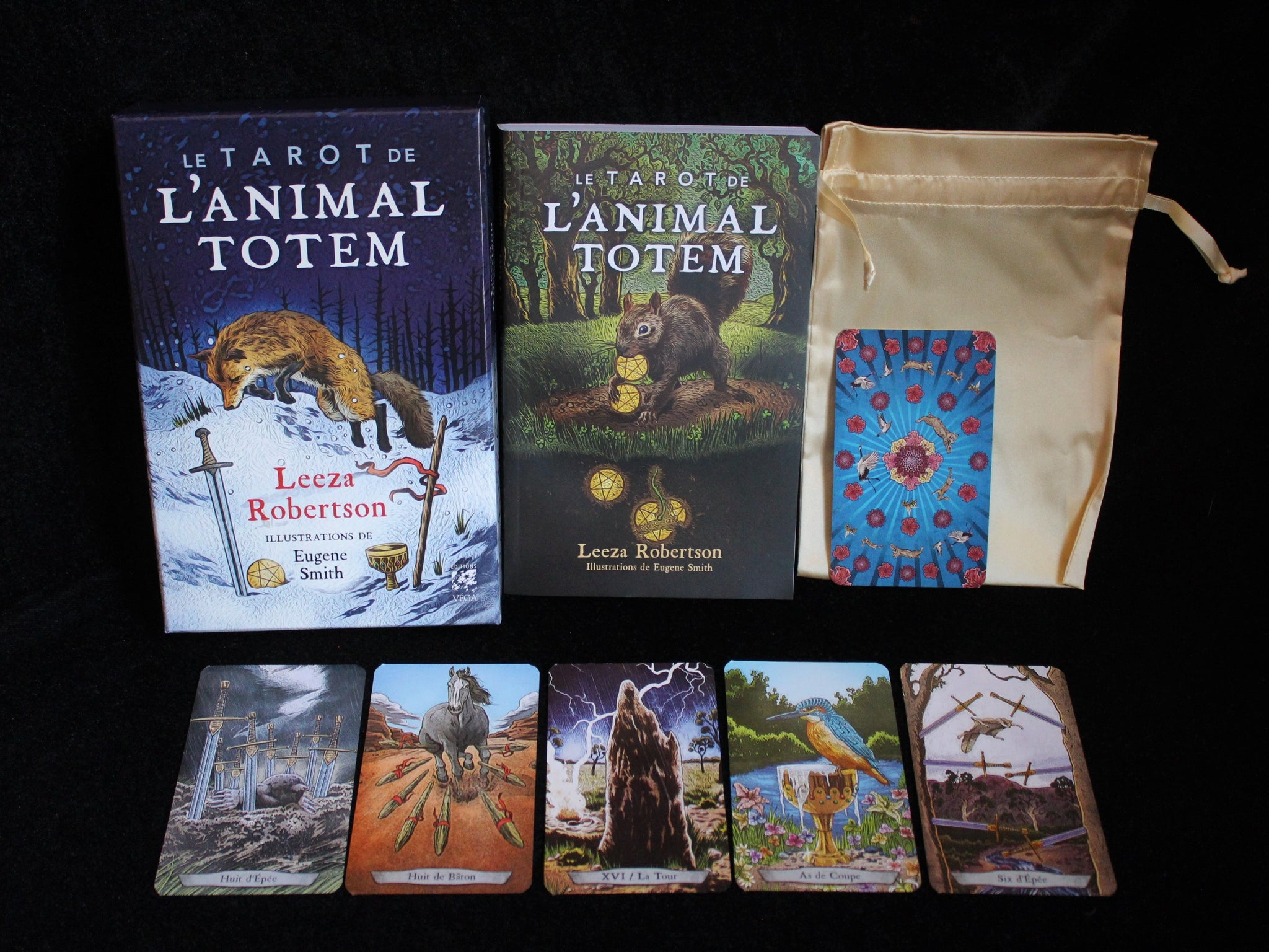 Le Tarot de l'Animal Totem