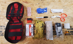 Team Rubicon Blood Stop Kit
