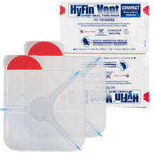 Load image into Gallery viewer, HyFin Chest Seal Compact (Twin Pack)