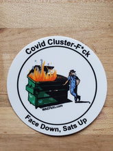 Load image into Gallery viewer, Nursing Dumpster Fire Sticker