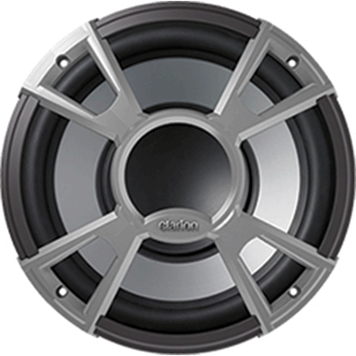 "10"" Subwoofer, Performance Series, 400 W"