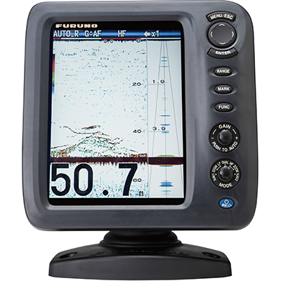 "Fishfinder, 8.4"", 50/200 KHz, No Xdcr"