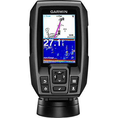 Fishfinder, Striker 4, w/ 77/200KHz