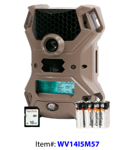 Wildgame Game Camera Vision 14 Infrared 14Mp