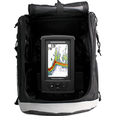 Fishfinder, PiranhaMax 4 PT, Portable