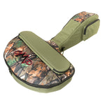 October Mountain Compact Crossbow Case Green-Camo