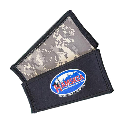 Hamskea Reversible Arm Guard Black-Digital Camo Large