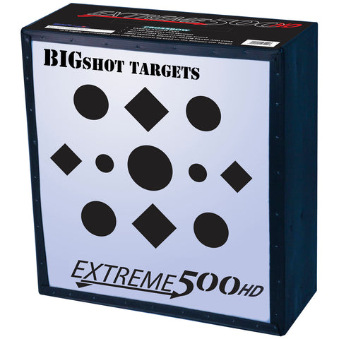 Big Shot Iron Man Xtreme HD 500 Target 24 in.