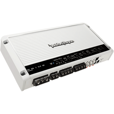 Prime Marine Amp, 600 Watt 5 Channel