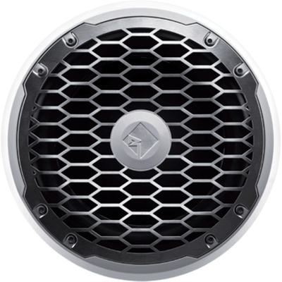 "Punch M2 10"" Subwoofer (4 ohm) Wh/Lux"