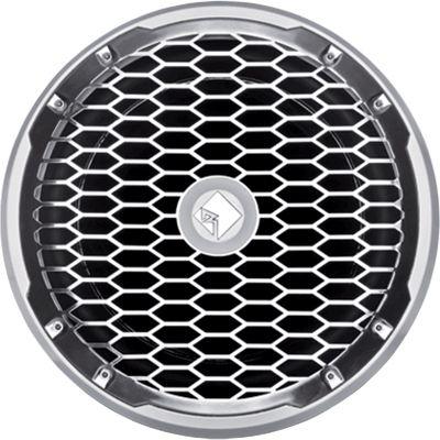 "Punch M2 12"" Subwoofer (4 ohm) White"