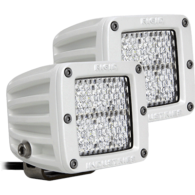Diffused Light, Marine Dually D2, Pair