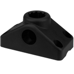 Side/Deck Mounting Bracket, Black