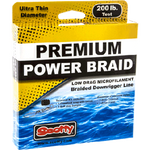 Power Braid Downrigger Line, 200#, 200'