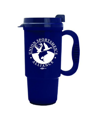 USA Commuter Travel Mug with Logo