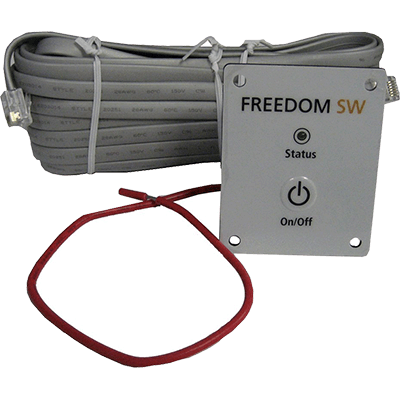 Freedom SW on/off Remote Panel