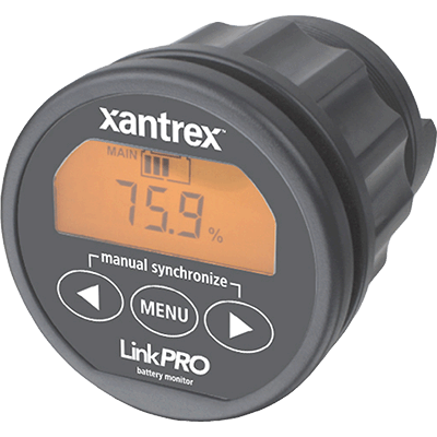 Link Pro Battery Monitor