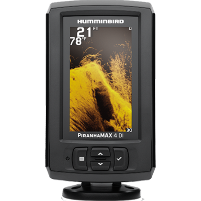 Fishfinder, PiranhaMax 4 DI, Down Image