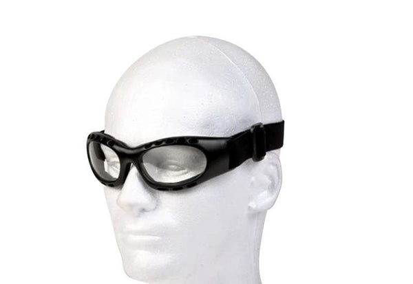 fire-lilie,Goggles with Clear Lens,Biker Glasses,Dealer Leathers Wholesale