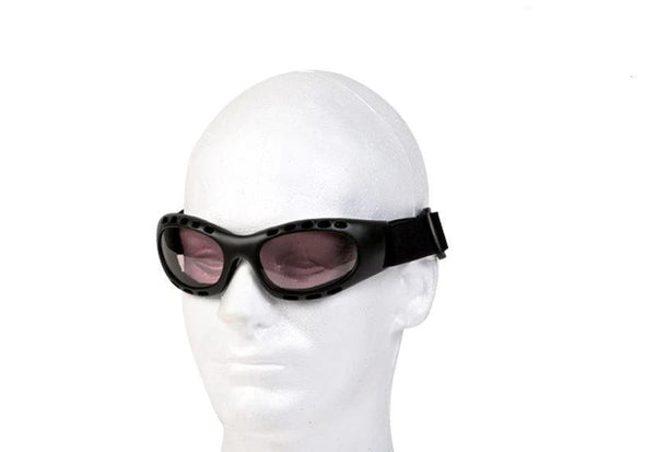 fire-lilie,Motorcycle Goggles with Photochromic Lens,Biker Glasses,Dealer Leathers Wholesale