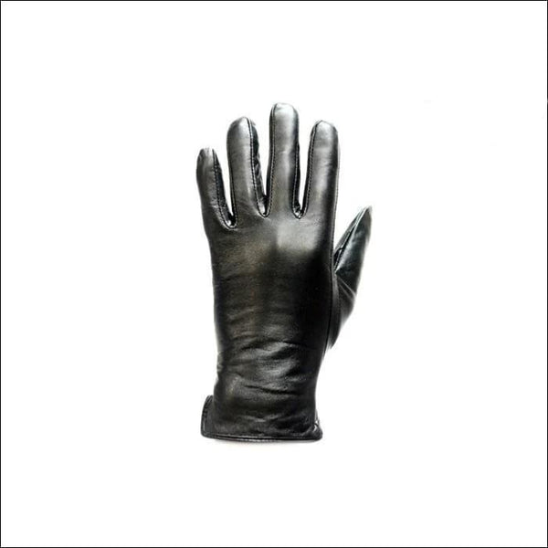 Full Finger Womans Leather Gloves - Womens Motorcycle Gloves