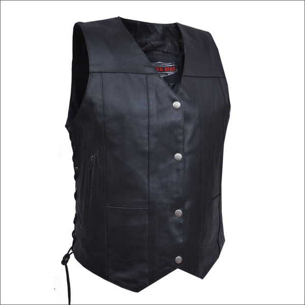 Ladies Premium 10-Pocket Vest - Ladies Vests