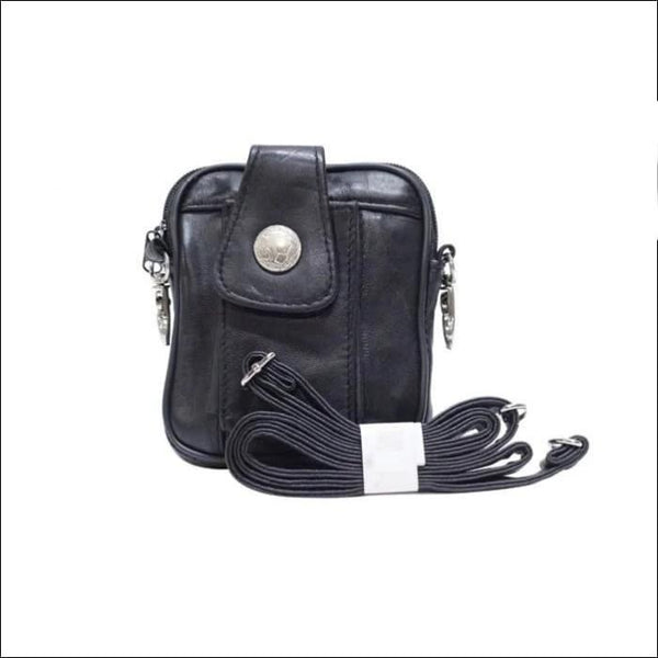 Womens Bag with Five Cents and Cell Phone Holder - Belt Bag