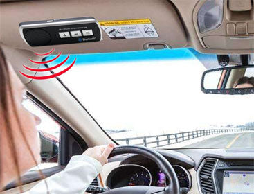 Auto-Freisprechanlage mit Bluetooth
