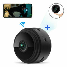 Laden Sie das Bild in den Galerie-Viewer, Mini Magnet WLAN Internet Überwachungskamera FULL HD 2 Megapixel 1080P