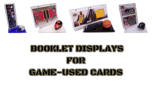 BOOKLET DISPLAYS