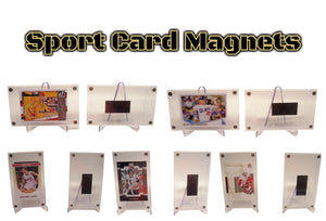 SPORT CARD MAGNETS